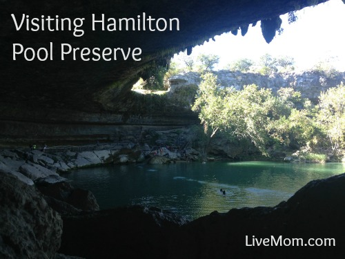visiting hamilton pool