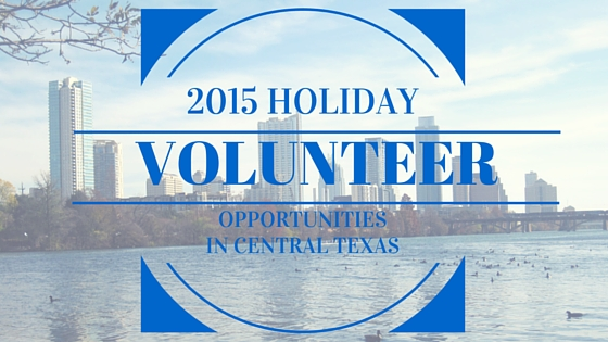 2015 HOLIDAY VOLUNTEERING CTX