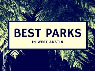 Best West Parks