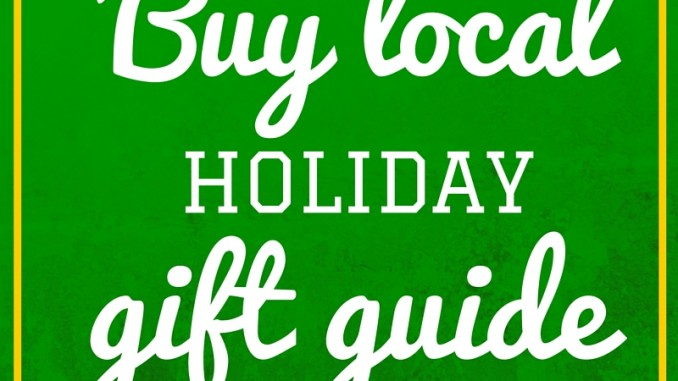 Shop local guide