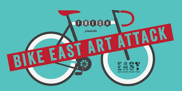 bike east