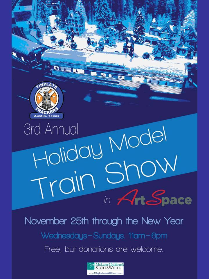 holiday train 2015