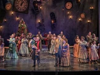 A Christmas Carol 2015 finale