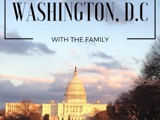 Washington DC Austin Travel Mama