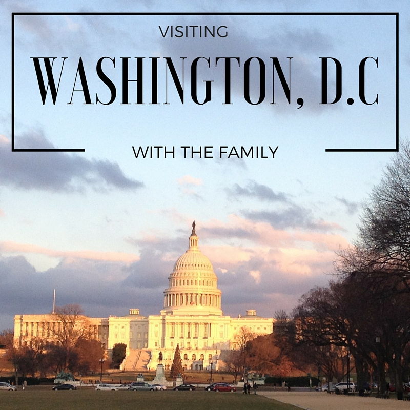 Washington DC Austin Travel Mama