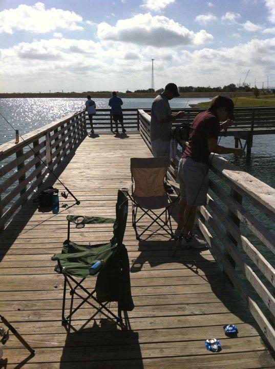 Fishing for Fish stocking texas
