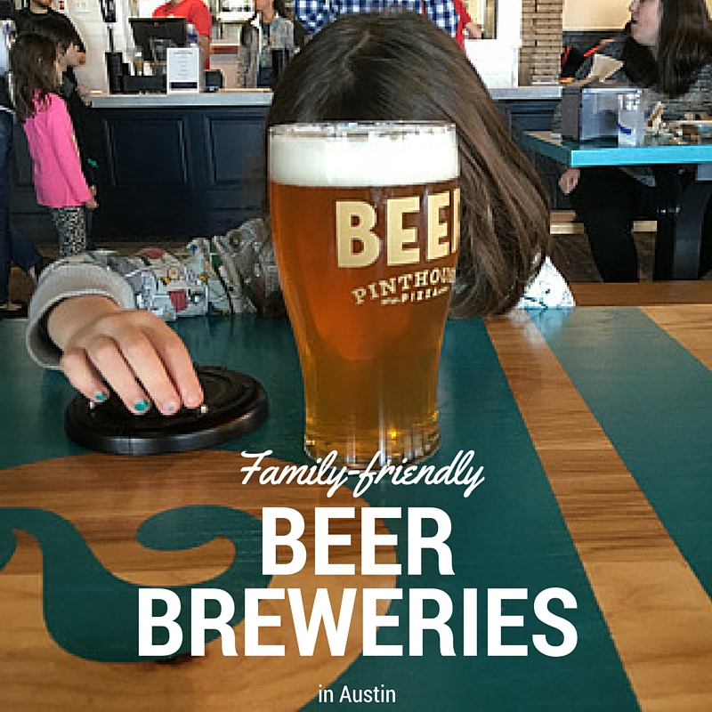 Family-Friendly Beer Breweries in Austin