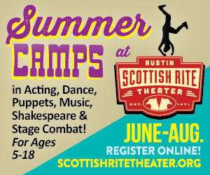 2016 Austin Summer Camp Guide
