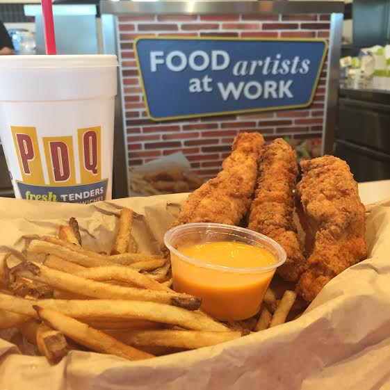 Pdq Offers Free Food To Kids Dressed As Super Heroes