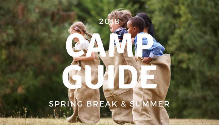2018 Camp Guide
