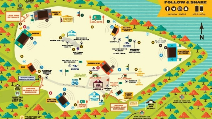 2018 ACL festival map smaller