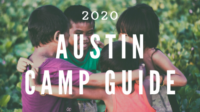 2020 Camp Guide