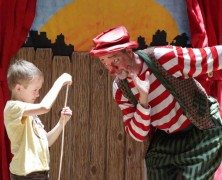 Free Magic Shows at Highland Mall
