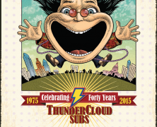 ThunderCloud Subs Announces 40th Anniversary Specials