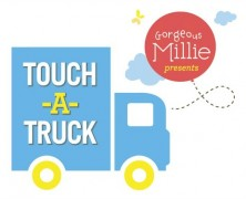 Giveaway: Gorgeous Millie Presents the Third Annual Touch-a-Truck