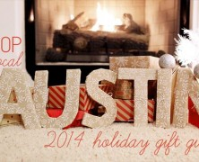 Shop Local Holidays: 2014 Gift Guide