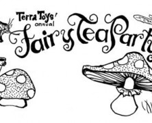 Terra Toys Fairy Tea Party