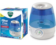 Review and Giveaway: Vicks Humidifier