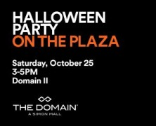 The Domain's Halloween Party