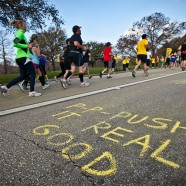 The Austin Marathon… with Kids!
