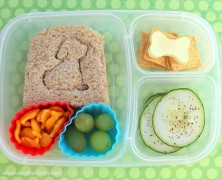 Thursday's Dish: Quick, Easy and Creative Lunches for Camp