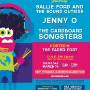 SXSW Spotlight: A Rock Show for Kids at the Fader Fort