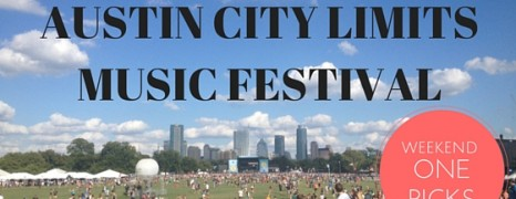 2015 ACL Weekend One Picks