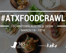 Event: SXSW Austin Food Crawl