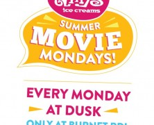 Event: Amy's Summer Movie Mondays