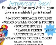 Event: Ashley's Playhouse Anniversary Bash