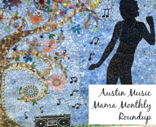 April 2015 Austin Music Mama Picks