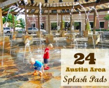 Austin Area Splash Pads