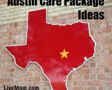 20 Austin Care Package Ideas