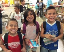 2015 List of Austin-Area School Supply Drives