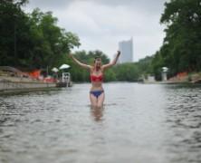 Take a Dip in Barton Springs Pool