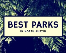 Explore Austin: 5 Best Parks in North Austin & the 'Burbs