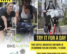 Event: Bike to Work Day, May 15, 2015