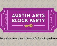 Event: Central Austin Arts Block Party, 8/23
