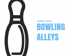 Bowling Alleys in Greater Austin