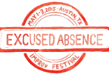 Event: Excused Absence Improv Festival For Kids