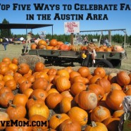Falling for Fall: Top Five Ways to Celebrate Fall in the Austin Area