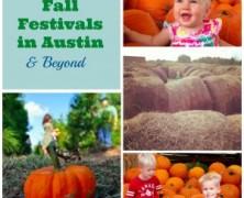 Fall Festivals in Austin Guide