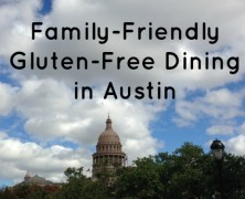 Eateries in Austin with Gluten-Free Options