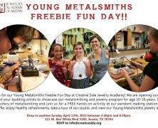 Event: Freebie Fun Day at Creative Side Jewelry