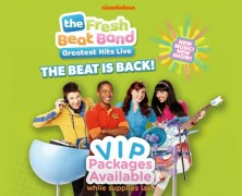 GIVEAWAY: Fresh Beat Band Concert at ACL Live