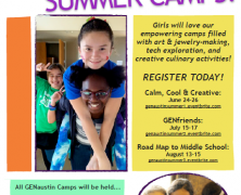 GENaustin's Summer Camps for Girls