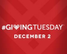 #GivingTuesday: Kick off the Holiday Season by Giving