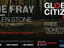 """Global Citizen Nights"" Concert Series Coming to Austin March 10th"