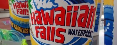 Hawaiian Falls Annual Ice Dump {and a Giveaway}