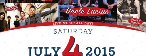 Hill Country Galleria Independence Day Celebration